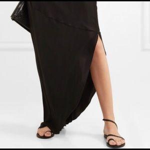NIB Ancient Greek Sandals Eleftheria Black Sandals